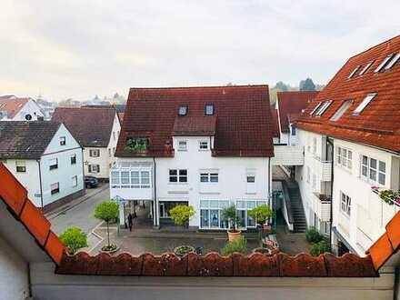 Traumhaft schöne Maisonette-Wohnung zentral gelegen