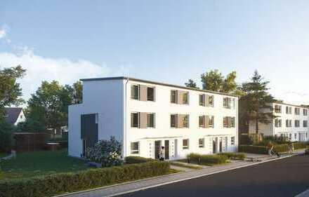 Modernes Neubauprojekt in Hamburg-Meiendorf *Lichtdurchflutete Stadthäuser*