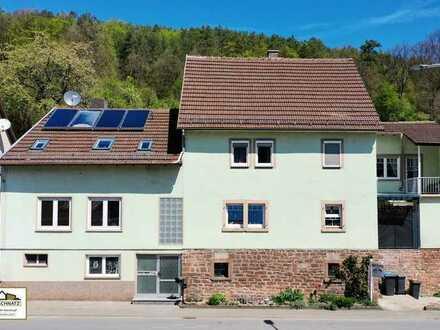 Neuer Preis! 1-Familienhaus mit ELW (Wohnen wo andere Urlaub machen)