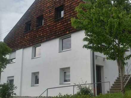 Modernisierte 3-Zimmer-Dachgeschosswohnung mit Balkon in Mühlacker-Lomersheim