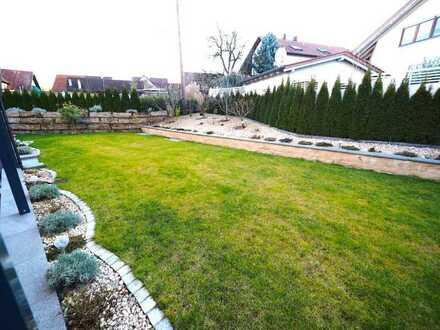 3,5 Zimmer-Wohnung-Altergerecht in Brackenheim mit 2 TG - hell mit sehr großen Garten
