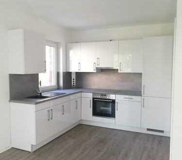 Exklusive 3 Zi. Neubau-Wohnung mit 2 Bädern und Einbauküche