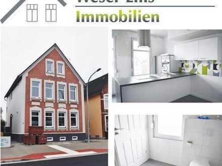 Sanierte Hochparterre in Emden