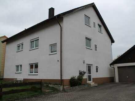 KL-Erfenbach, OT Stockborn, 3 ZKB, Balkon u. Garage