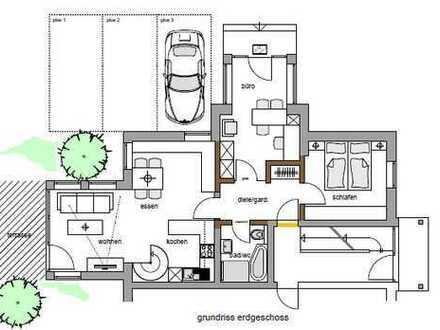 Ansprechende 3-Zimmer-Erdgeschosswohnung in Sonthofen zum Selbstausbau