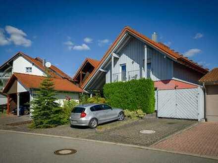 Idyllisch und ruhig gelegen - Schönes Einfamilienhaus in Aglasterhausen.