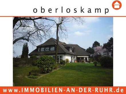 Großzügige Villa mit Doppelgarage, traumhaftem Grundstück und top Ausstattung am Uhlenhorst