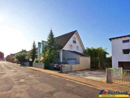 IMMER NOCH EIN TRAUM(HAUS)! 2-FH, ca. 335 m² WFL, 2 Garagen, Maisonette, Garten, Dachterrasse + EBK!