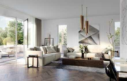 *Penthouse mit optimaler Größe in exklusivem Neubau mit Dachterrasse + Klimaanlage*