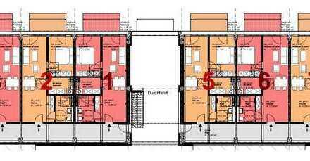2-Raum-Wohnung im EG auf dem Gelände der Alten Brauerei in Schwerin am Ziegelinnensee (ABS 17.07)
