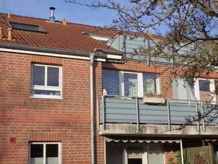 3-Zi.-Wohnung mit Balkon und EBK in Lübeck-Innenstadtnähe