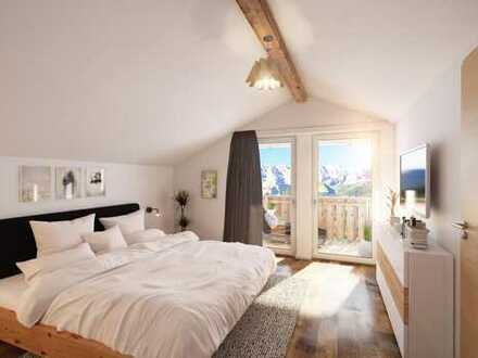 Wohnen mit 3 Schlafzimmern und Bergblick