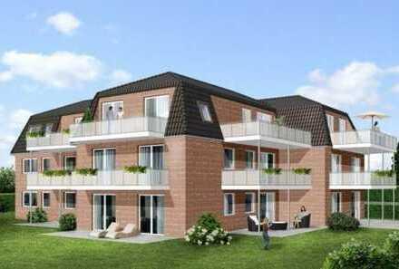 Exklusive Neubau- Erdgeschoßwohnung in sehr guter Lage von Büsum