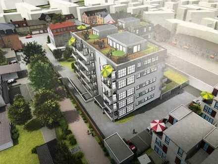 Moderne, neuwertige 3-Zimmer-Wohnung mit Balkon und Einbauküche in Frankfurt am Main