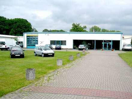 Kfz. Werkstatt mit kleinem Autohaus