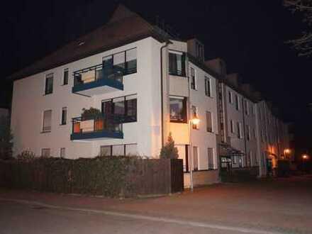 vermietete Etagen-Wohnung inkl. Stellplatz in Werder an der Havel umgeben von Seen