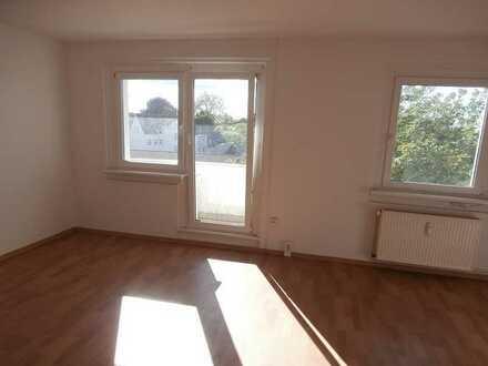 3-Raum Whg. mit Balkon und großem WoZi