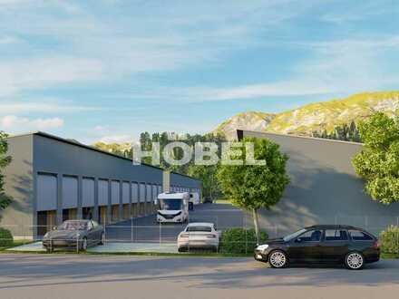 Garage Typ A1 (ca. 45 m²) im neuem Handwerker- und XXL-Garagenpark Füssen