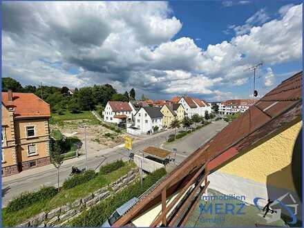 Über den Dächern von Rottenburg - Stadthaus mit Potenzial
