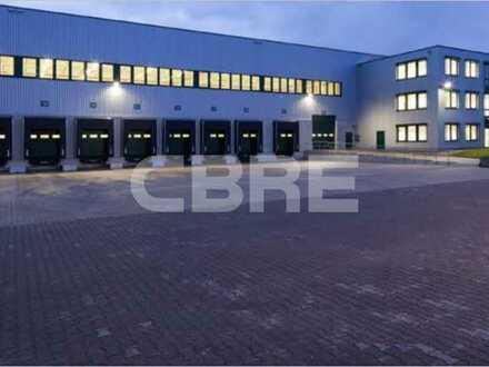 NEUBAU | 20.000 m² LAGERFLÄCHE | SPRINKLER | RAMPEN | GI-GEBIET |