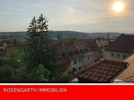 Top 3 Zimmer Dach-Wohnung STADT-Blick direkte nähe zur Uni Klinik