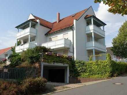 Moderne 2-Zimmerwohnung mit Terrasse in ruhiger Lage von Niederau/ OT Ockrilla
