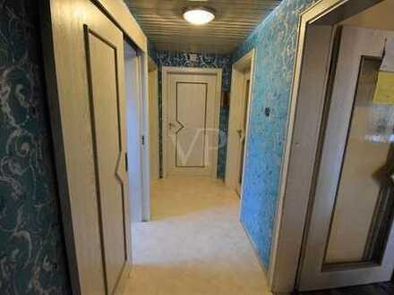 Helle 4 Zimmerwohnung mit Balkon über 2 Etagen