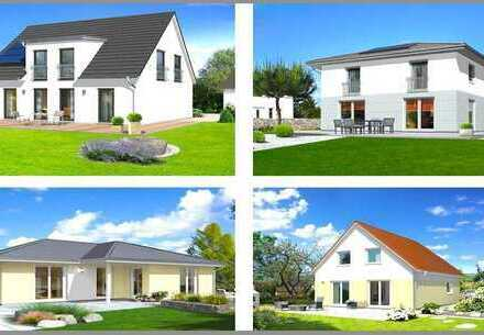 # 10.000 qm # Bauträger aufgepasst! Individuelles Grundstück mit landwirtschaftlichem Anwesen