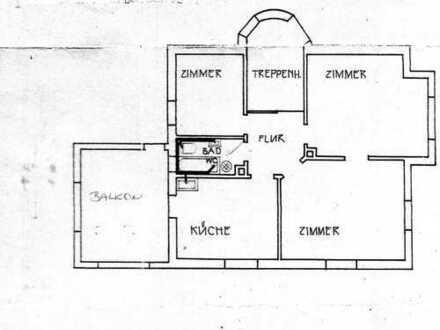 Attraktive Wohnung in Zweifamilienhaus