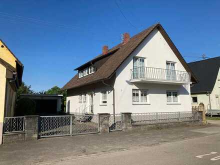Einfamilienhaus in Bad Krozingen (Tunsel), befristet auf 7 Jahre