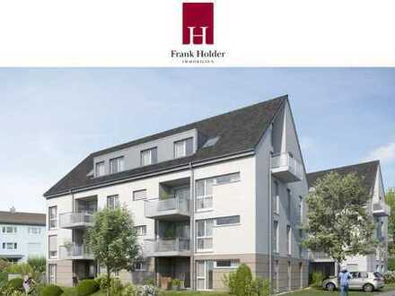 Neubauprojekt in Reutlinger City Lage