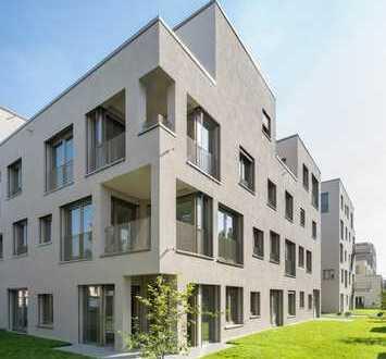 Außergewöhnliche 4-Zimmer-Maisonette-Wohnung mit Dachterrasse und Loggia