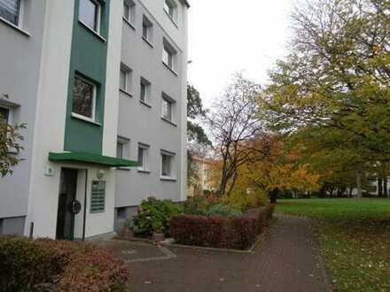 gemütliche Ein-Zimmer-Wohnung mit Balkon im Grünen