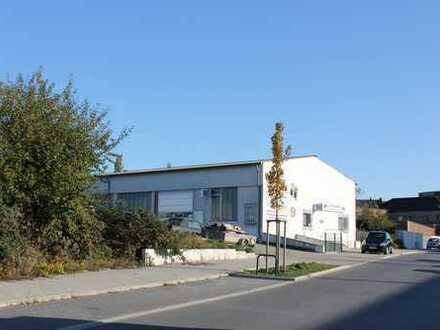 Vielseitig nutzbare Gewerbehalle 4-Direkt vom Eigentümer- Provisionsfrei
