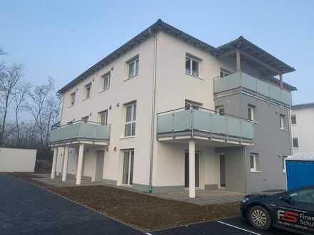 Neubau 3-Zimmer-Wohnung im Herzen von Maxhütte-Haidhof zu vermieten!