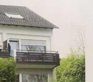 Gepflegte 1-Zimmer-EG-Wohnung mit Balkon und EBK in Böblingen Tannenberg ab Oktober