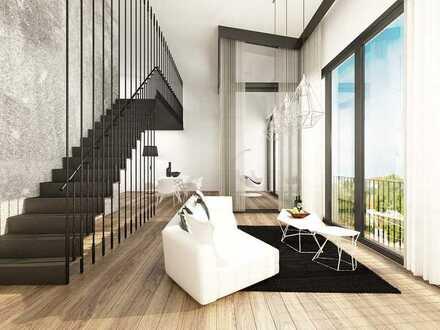 Exklusive Galerie-Wohnung auf ca. 192 m² Wohnfläche im Herzen von Landsberg!