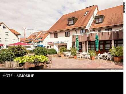 Charmantes Geschäftshotel mit Nähe zur Landeshauptstadt Stuttgart