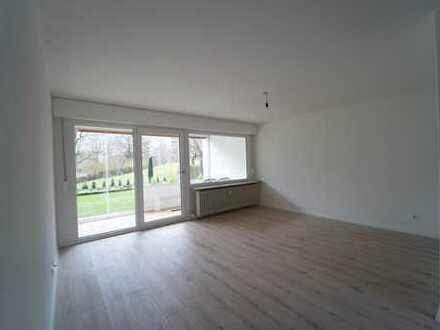 Erstbezug nach Komplettsanierung mit EBK und Garten: exklusive 3-Zimmer-Wohnung in Ulm Wiblingen