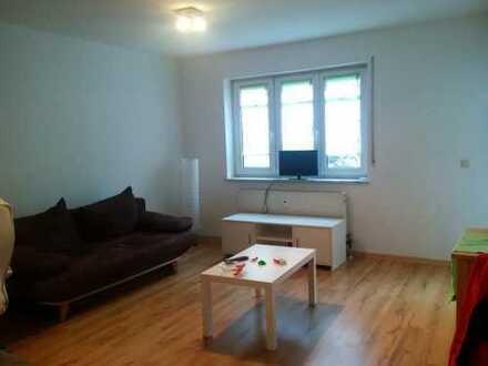 möblierte 1,5-Zi.-Wohnung inkl. Duplex-TG-Stellplatz in 91056 Erlangen Büchenbach
