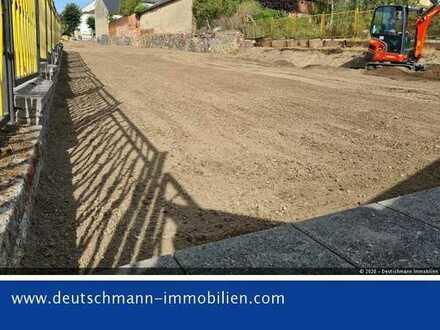 DEUTSCHMANN IMMOBILIEN ****** ivd - Zentral gelegene Baulandfläche im Herzen von Biesenthal!