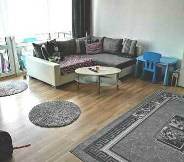 Schöne, gepflegte 2-Zimmer-Wohnung mit Balkon und Bergblick in Rosenheim