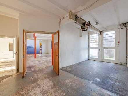Ihr eigenes Loft-Atelier in Ottensener Fabrikgebäude - Für Fotografen, Musiker und andere Kreative