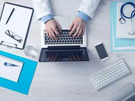 Neue, moderne Arztpraxis im Lechauser Zentrum - Umbau nach Ihren Vorstellungen
