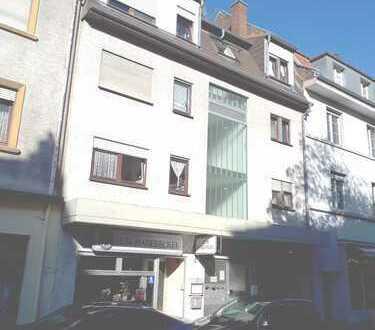 !FREI ZUR EIGENUTZUNG! - Nähe Rathausplatz - 2 Zi-Eigentumswohnung mit Balkon und Garagenstellplatz