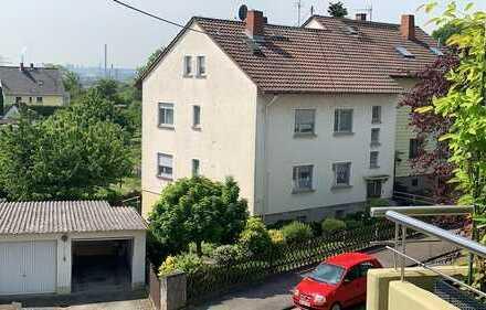 Zweifamilienhaus für Gartenliebhaber in Wiesbaden, Biebrich