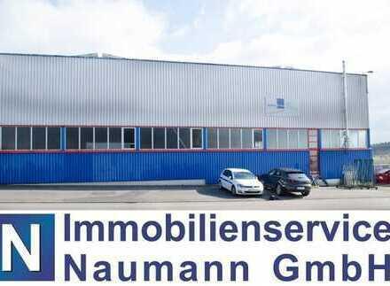 Produktionshalle mit Laderampe und Büro in Alsweiler