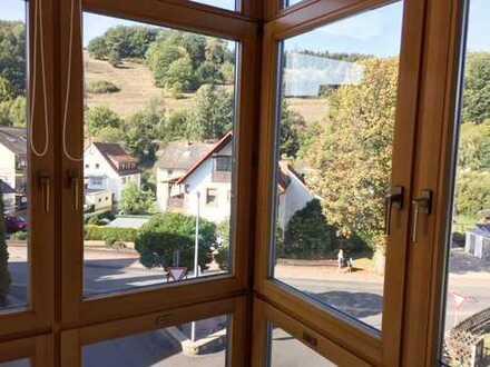 gepflegte 3-Zimmer-Wohnung mit gehobener Innenausstattung in Frammersbach
