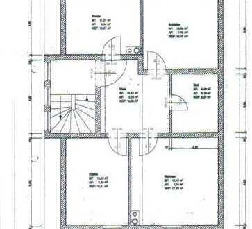 Helle 3-Zimmer Dachgeschoss Wohnung in Seligenstadt