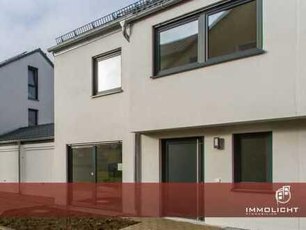 NEU - Diedorf - kurzfristig zu beziehen - barrierefrei - Exklusive 5-Zimmer Doppelhaushälfte in zent